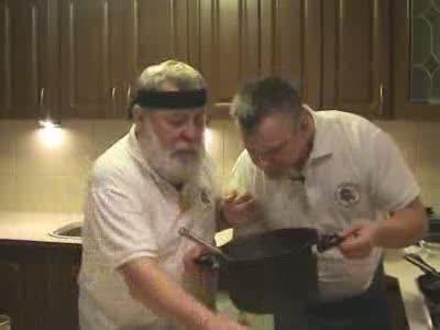 Gotowanie z Piratem - dorsz na wigilijny stół
