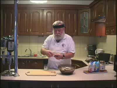 Gotowanie z Piratem - Filet armatorski ze śledzia