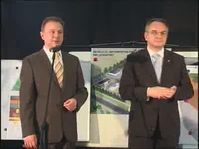 Otwarcie budowy podziemnych mag. gazu Kosakowo
