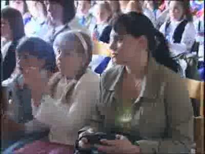 Przegląd Muzyki Szkolnej Gminy Puck - Strzelno 2009