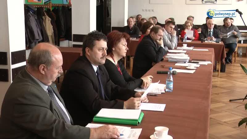 Sesja Rady Miasta Władysławowa