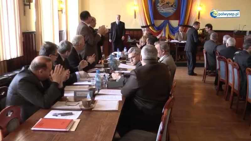 Sesja Rady Powiatu Puckiego
