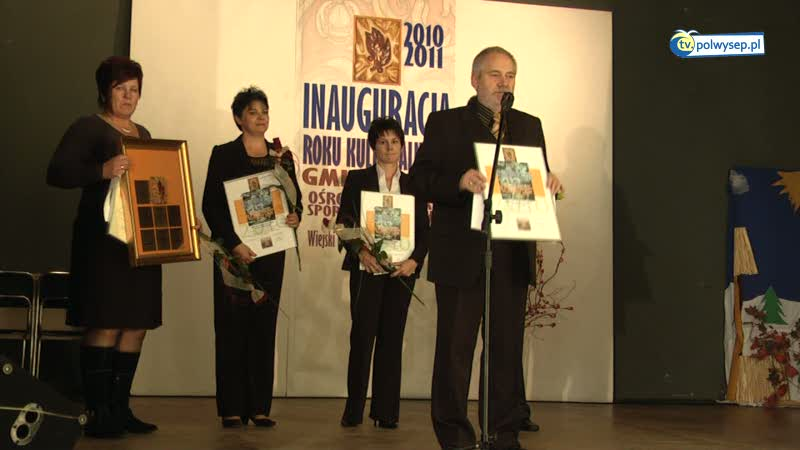 Inauguracja Roku Kulturalnego Gminy Puck