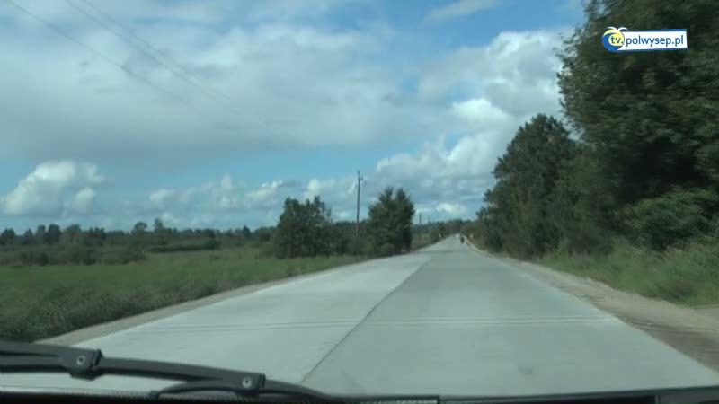 """""""Droga przez łąki"""" po remoncie oddana do użytku"""