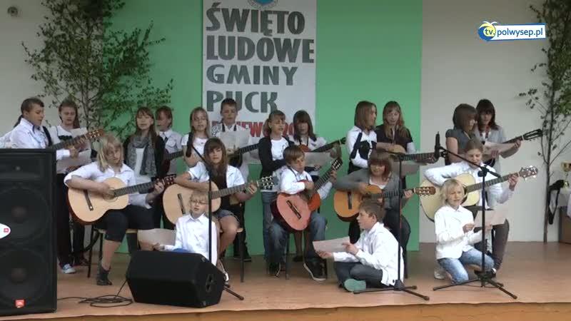 Obchody Święta Ludowego w Leśniewie