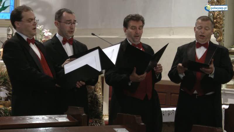 Koncert cysterski w Mechowie