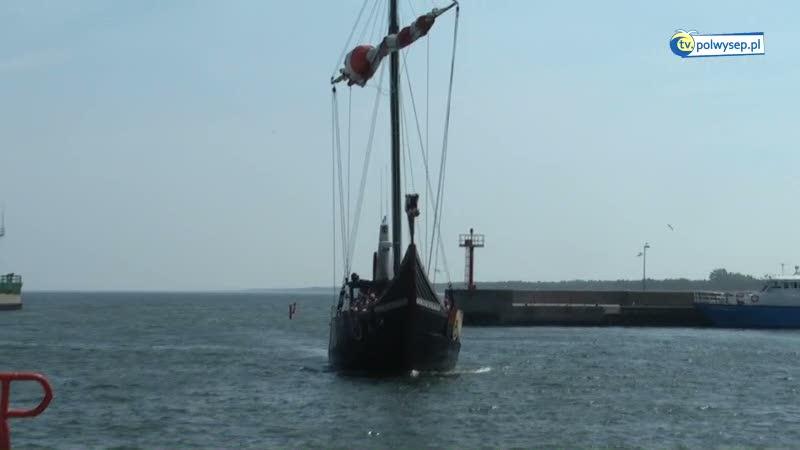 Rejsy po Bałtyku - Statek Wikingów