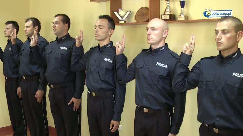 Praca w Policji wciąż na topie