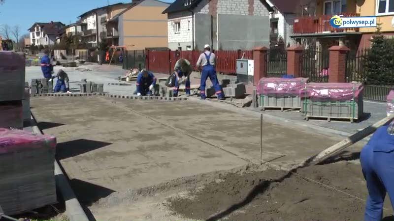 Zniszczenia i remonty dróg po srogiej zimie