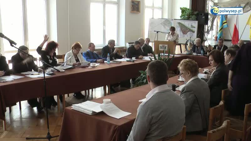 Styczniowa sesja Rady Miasta Władysławowa