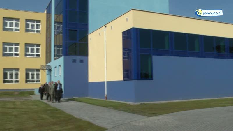 Uroczystość oddania rozbudowanego obiektu SP nr 2