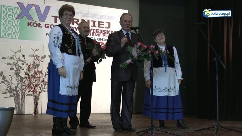 XV Turniej Kół Gospodyń Wiejskich w Żelistrzewie
