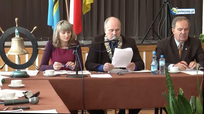 VII Sesja Rady Miasta Władysławowa