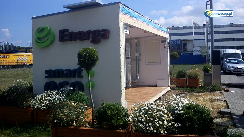 Modelowy Domek Energetyczny we Władysławowie