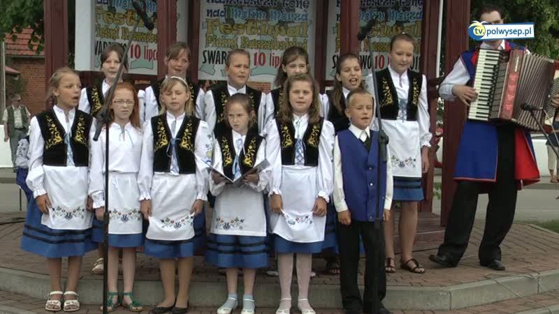 XII Festiwal Pieśni Kaszubskiej - Swarzewo 2011