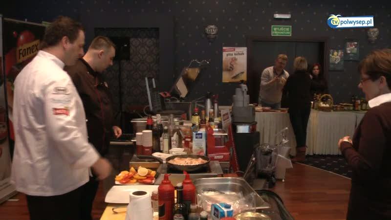 Pokaz kulinarny w hotelu Primavera