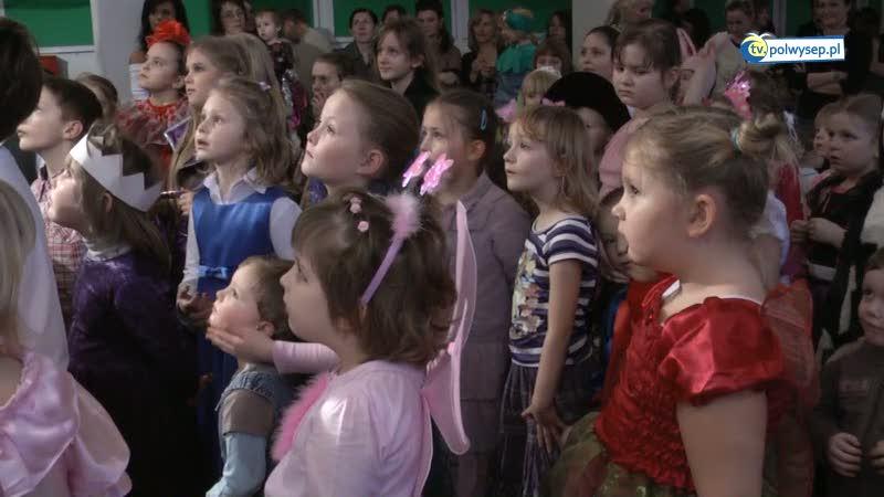 """""""Kolorowy Bal Karnawałowy"""" dla dzieci 2011"""