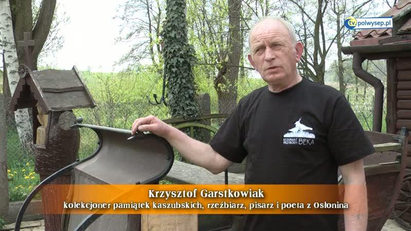 Krzysztof Garstkowiak o historii Osłonina