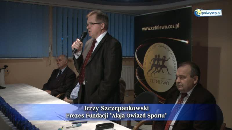 Wieczornica na Alei Gwiazd Sportu