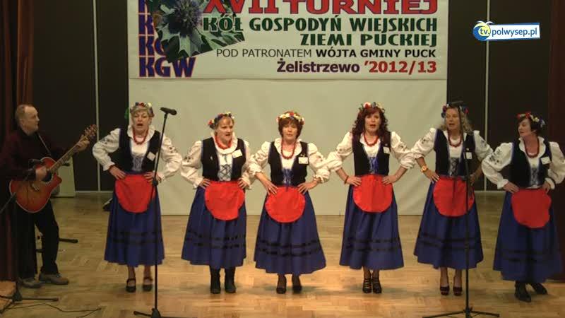 XVII Turniej Kół Gospodyń Wiejskich w Żelistrzewie