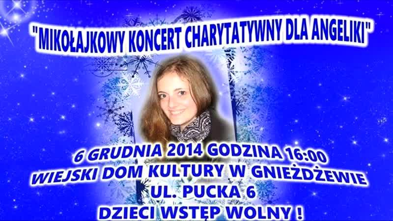 Koncert Charytatywny Dla Angeliki