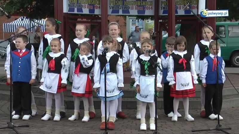 XV Festiwal Pieśni Kaszubskiej w Swarzewie