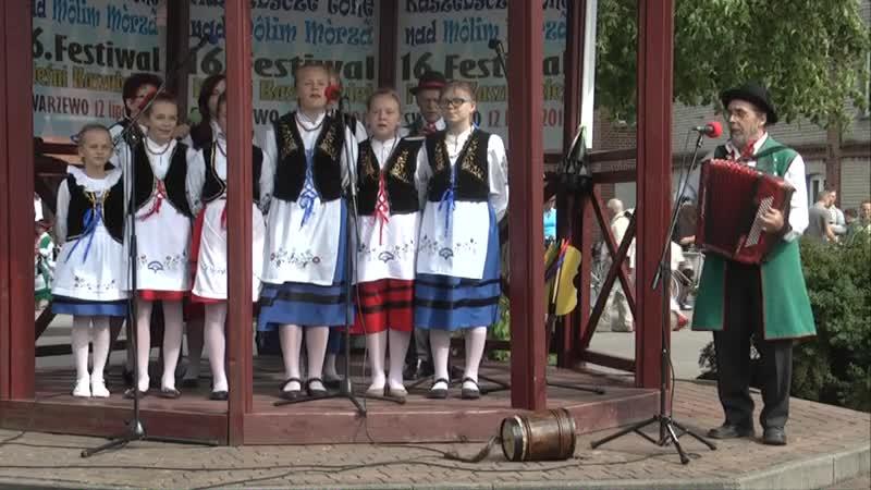 XVI Festiwal Pieśni Kaszubskiej w Swarzewie