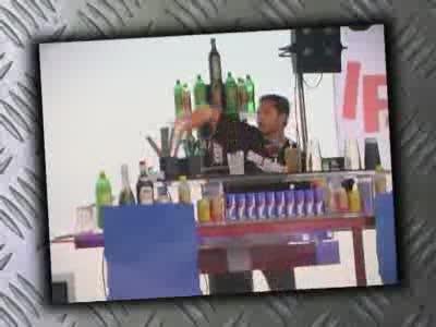 Międzynarodowe Zawody Barmańskie - Sopot 2007