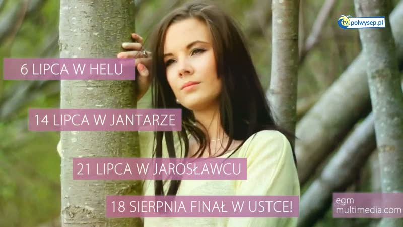 Bursztynowa Miss Polski 2012