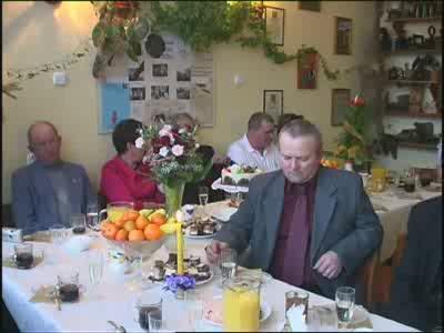 35-lecie klubu kultury  w Osłoninie