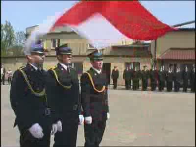 Powiatowe Obchody Dnia Strażaka - Puck 2008